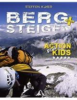 Bergsteigen - Action for Kids (Action for Kids - German 1) (German Edition)