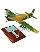 Mastercraft Collection Planes and Weapons Series Douglas A-1H Skyraider USAF Model Scale:1/48