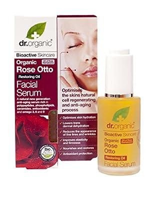 Dr Organic Siero Viso Rose Otto 30 ml