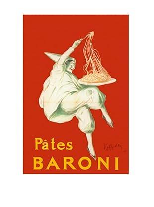 Cappiello Pates Baroni Giclée Canvas Print
