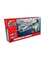 Airfix 1:72nd Scale Wwii Grumman F4 F 4 Wildcat Plastic Model Kit