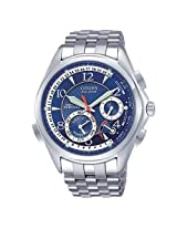 Citizen Eco-Drive Analog Blue Dial Men's Watch BL9000-83L