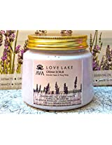 AVA LOVE LAKE BODY CREAM SCRUB
