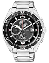 Citizen Analog Black Dial Men's Watch AN3440-53E