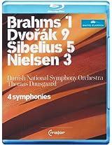 4 Symphonies [Blu-ray]