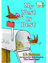 My Nest Is Best (Bright & Early Playtime Books)