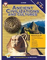 Ancient Civilizations and Cultures, Grades 5 - 8
