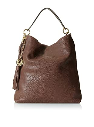 Charles Jourdan Women's Gillian Hobo (Brown)