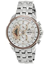 Casio Edifice Tachymeter Chronograph Multi-Color Dial Men's Watch - EF-558D-7AVDF (ED438)