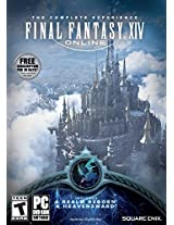 Final Fantasy XIV: Heavensward and Realm Reborn Bundle - PC