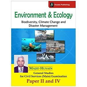 Environment and Ecology: Biodiversity, Climate Change and Disaster Management
