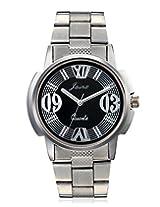 Jainx BREO Analog Black Dial Men's Watch-JM128