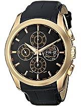 Tissot Men's T035.614.36.051.00 Black Dial Watch