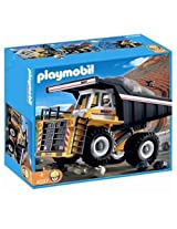 Playmobil - Heavy Duty Dump Truck
