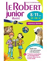 Le Robert Junior Illustre 8-11 Years - New Edn 2013 2013