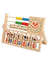 Wooden Computation Educational Toy for Kids Counting Teaching