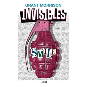 The Invisibles Smile (The Invisibles Omnibus)