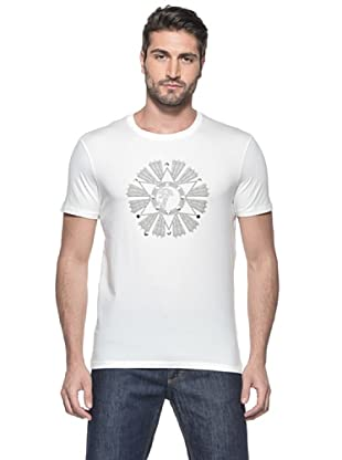 Versace Collection Camiseta Chase (Blanco)