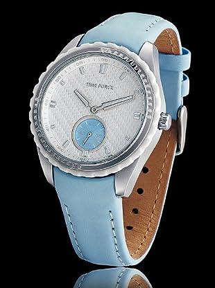 Time Force TF2910L03 - Reloj de Señora 3h azul
