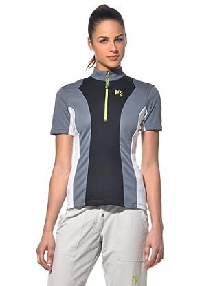 Sportful Camiseta Outdoor Dal Piaz (Gris/Negro)