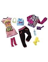 Barbie Fashionistas Outfits Rock Concert