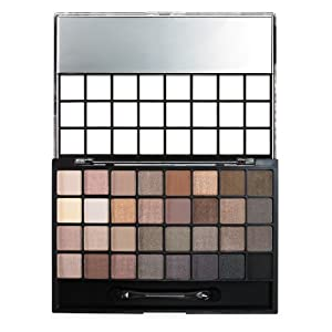 e.l.f. Eyeshadow 32 Piece Palette Natural 0.99 Ounce