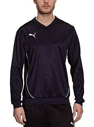 Puma Sweatshirt Foundation (new navy-black)