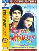 Love Story (DVD) - Rajendra Kumar - Moser Baer Entertainment Ltd.(2010)