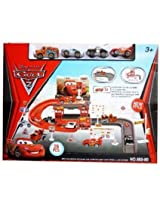 Shopperz Parking Garage New Style Attractive 29 Pcs Car Set For Kids -660-80