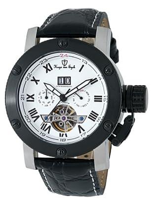 Hugo Von Eyck Reloj Columba HE302-682_Negro