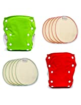BabyKicks Holiday Cloth Diaper Pack One Size