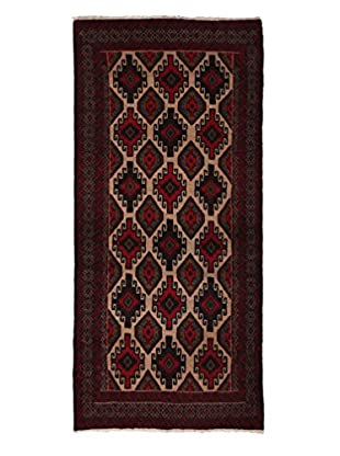 Persian Baluch Rug, Red, 3' 2