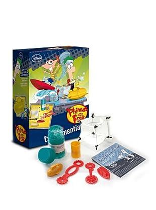 Phineas & Ferb PF0010 - Water Box (Giro)