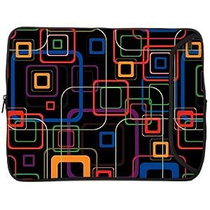 Designer Sleeves 13-Inch Matrix Laptop Sleeve (13DS-MTRX)
