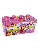 Lego Duplo Creative Play All - in - One - Box - of - Fun, Pink