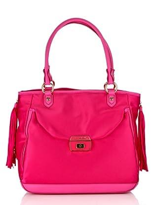 Love Moschino Handtasche Satin (Rosa)