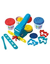 PlayGo Dough Press (3 x 5-Ounce Dough Included)
