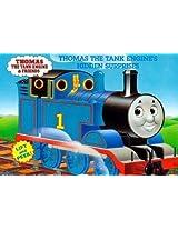 Shopperz Thomas The Tank Engine(Blue)