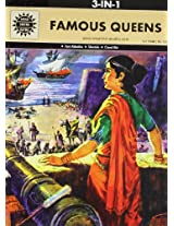 Famous Queens: 3 in 1 (Amar Chitra Katha)