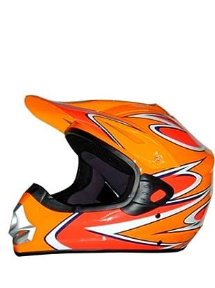NZI Helm Integral Motocross Team Repsol Dakar