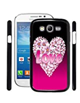 Fuson 2D Printed Love Wallpaper Designer Back Case Cover for Samsung galaxy Grand Neo - D809