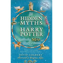 The Hidden Myths In Harry Potter: Spellbinding Map And Book Of Secrets