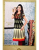 Veneesa - Komal Art cotton dress material Komal - 4614
