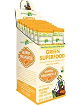 Amazing Grass Green Superfood Orange Dreamsicle, Box Of 15 Individual Servings, 0.28 Ounces