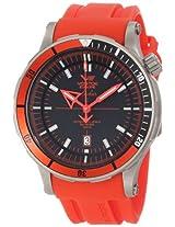 Vostok-Europe Men's NH35A/5107171 Anchar Titanium Case Diver Watch