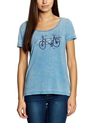 Quiksilver Camiseta Clarke (Azul)