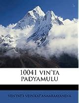 10041 Vin'ta Padyamulu