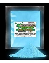 GlominexTM Glow Pigment 1 Oz - Blue Glow in the Dark