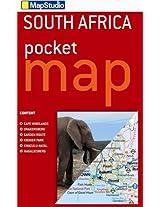 Pocket Tourist Map South Africa