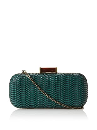 Urban Expressions Women's Jazz Clutch, Teal